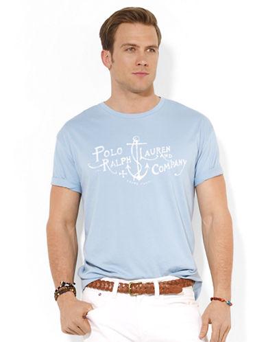 POLO RALPH LAURENClassic-Fit Nautical Print T-Shirt