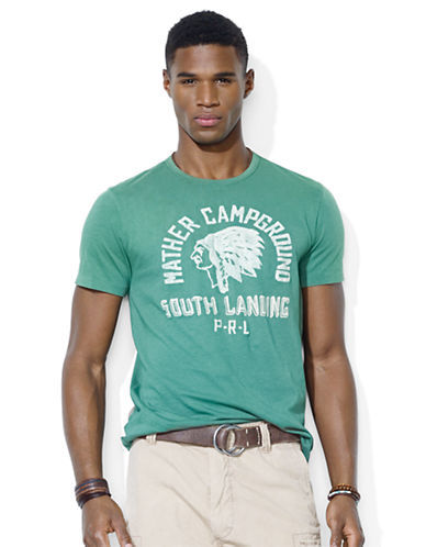 POLO RALPH LAUREN Custom-Fit Mather Campground T-Shirt