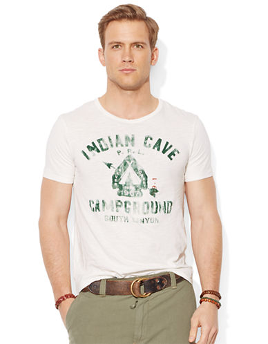 POLO RALPH LAUREN Custom-Fit Cave Campground T-Shirt