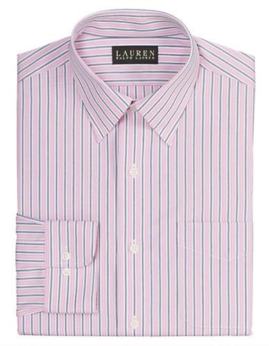 LAUREN RALPH LAURENSlim-Fit Multi-Striped Broadcloth Bennett Dress Shirt