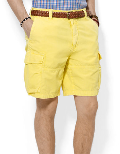 POLO RALPH LAUREN Relaxed-Fit Corporal Cargo Shorts