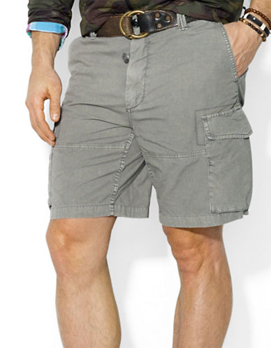 POLO RALPH LAURENRelaxed-Fit Corporal Cargo Shorts