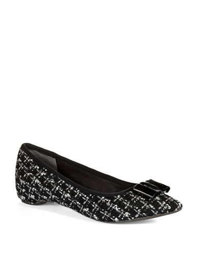 Rockport Bow Accented Flats