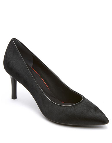 ROCKPORT Total Motion Hair Calf Pumps