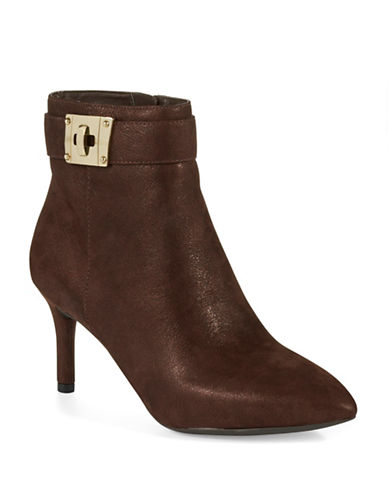 ROCKPORTKeylock Ankle Boots