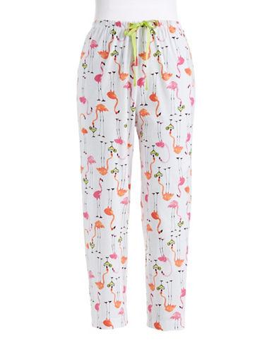 Hue Thirsty Flamingo Sleep Pants