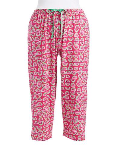 HUECropped Sleep Pants