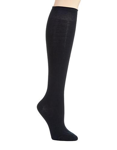 HUERoll Top Knee Socks