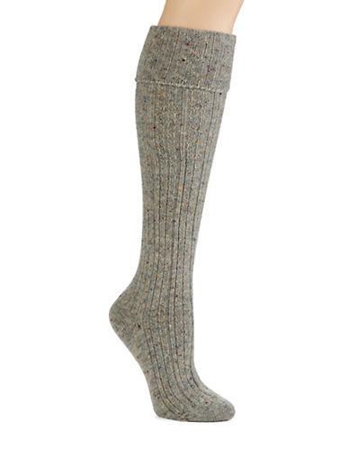 HUETurncuff Knee Socks