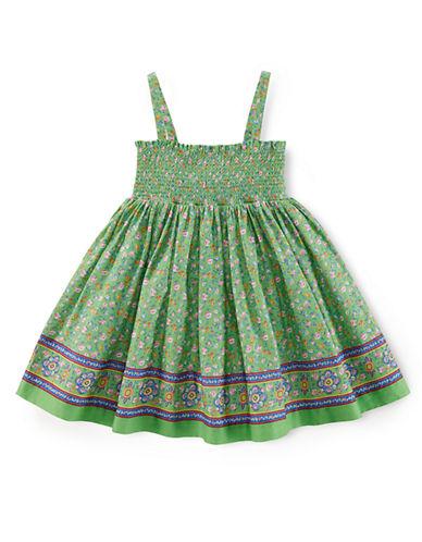 RALPH LAUREN CHILDRENSWEARGirls 2-6x Cotton Sundress