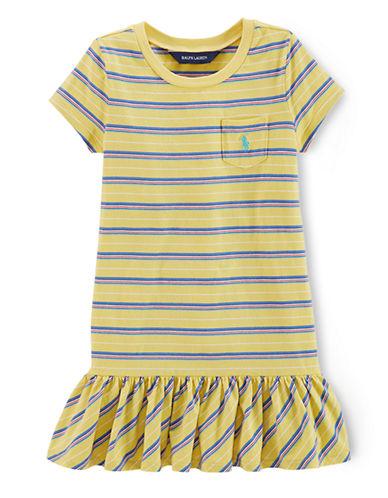 RALPH LAUREN CHILDRENSWEARGirls 2-6x Cotton T-Shirt Dress