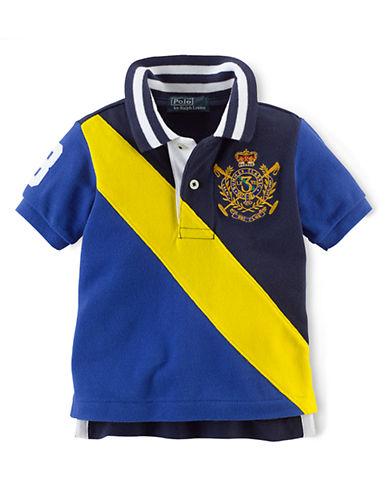 RALPH LAUREN CHILDRENSWEARBaby Boys Polo Shirt