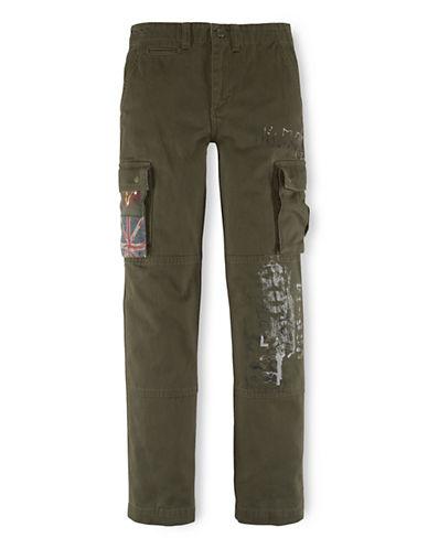 RALPH LAUREN CHILDRENSWEARBoys 8-20 Cotton Chino Pants