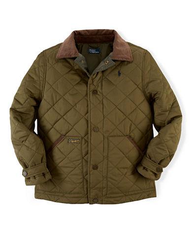 RALPH LAUREN CHILDRENSWEARBoys 8-20 New Hagan Jacket