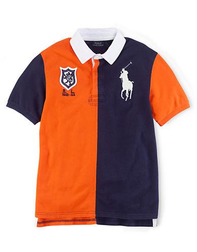 RALPH LAUREN CHILDRENSWEARBoys 8-20 Rugby Shirt