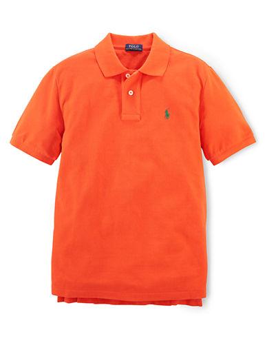 RALPH LAUREN CHILDRENSWEARBoys 8-20 Cotton Polo Shirt