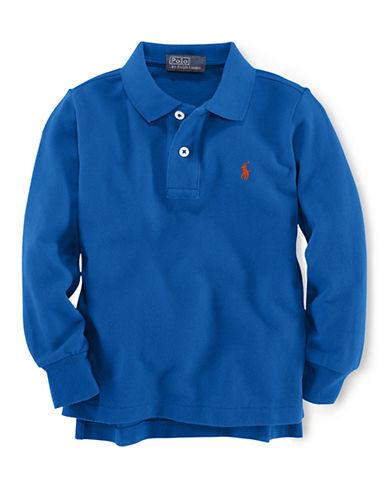 RALPH LAUREN CHILDRENSWEARBoys 8-20 Long-Sleeve Polo Shirt