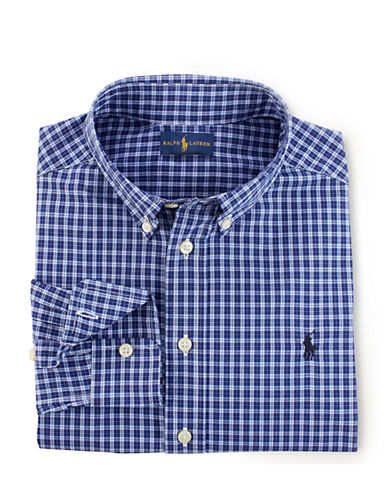 RALPH LAUREN CHILDRENSWEARBoys 8-20 Blake Shirt