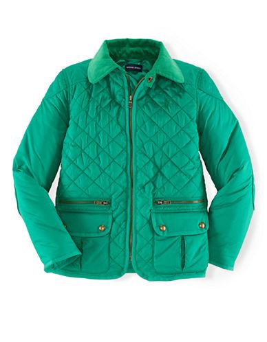 RALPH LAUREN CHILDRENSWEARGirls 7-16 Quilted Jacket
