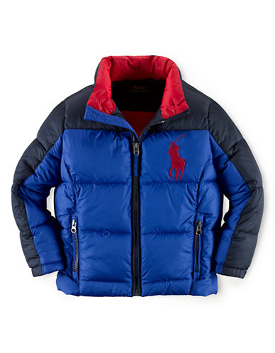 RALPH LAUREN CHILDRENSWEAR Boys 2-7 Rugged Jacket