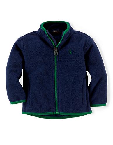 RALPH LAUREN CHILDRENSWEARBoys 2-7 Fleece Mockneck Jacket