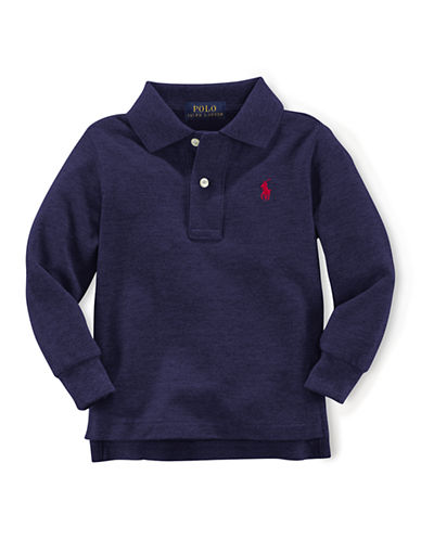 RALPH LAUREN CHILDRENSWEARBoys 2-7 Cotton Polo Shirt