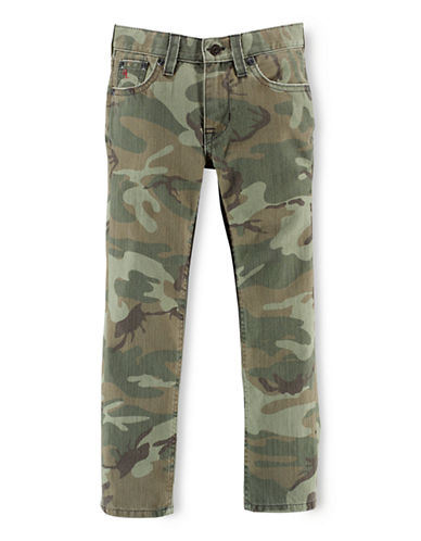 RALPH LAUREN CHILDRENSWEARBoys 2-7 Straight Leg Jeans