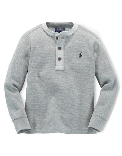 RALPH LAUREN CHILDRENSWEARBoys 2-7 Henley Shirt