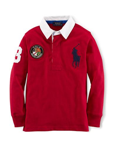 RALPH LAUREN CHILDRENSWEARBoys 2-7 Rugby Shirt