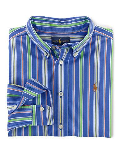 RALPH LAUREN CHILDRENSWEARBoys 2-7 Cotton Poplin Button-Down Shirt