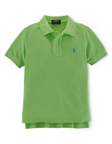 Ralph Lauren Childrenswear Boys 2-7 Short Sleeve Polo Shirt