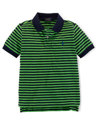 RALPH LAUREN CHILDRENSWEARBoys 2-7 Striped Jersey Polo