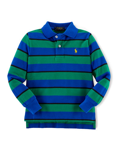 RALPH LAUREN CHILDRENSWEARBoys 2-7 Long Sleeve Polo