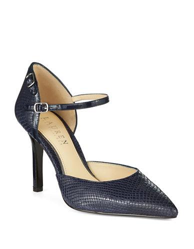 LAUREN RALPH LAURENSophie Textured Heels