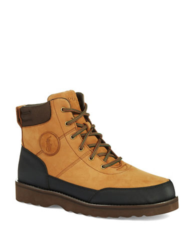 POLO RALPH LAURENBearsted Boots