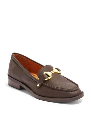 LAUREN RALPH LAURENKaylyn Leather Bit Loafers