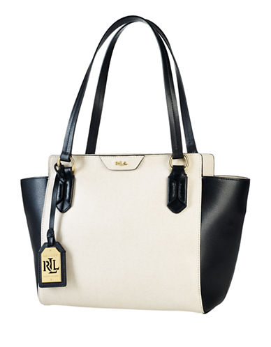 UPC 888188019089. ZOOM. UPC 888188019089 has following Product Name  Variations  Lauren Ralph Lauren Black Ivory Tate Modern Shopper ... d961da15da