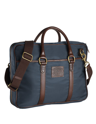 POLO RALPH LAURENEquestrian Nylon Commuter Bag