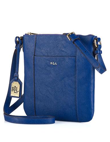 LAUREN RALPH LAURENAiden Leather Crossbody Bag
