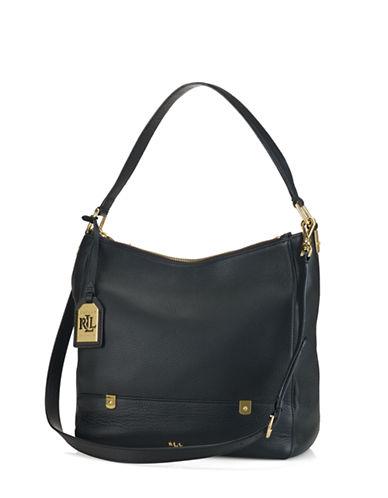 LAUREN RALPH LAURENMorrison Double Zip Hobo Bag