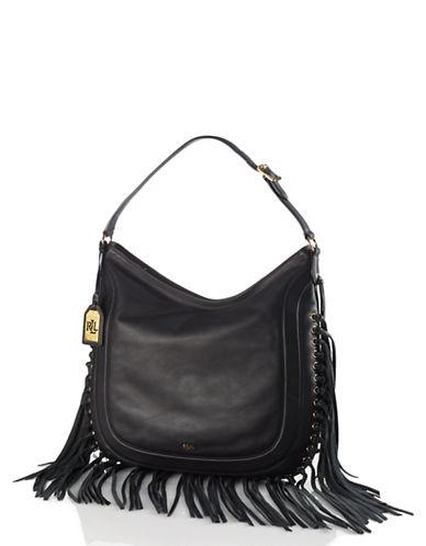 LAUREN RALPH LAURENFleetwood Leather Hobo Bag