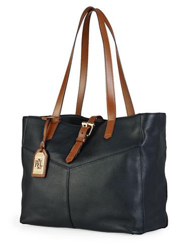 LAUREN RALPH LAURENLandrey Leather Simple Tote
