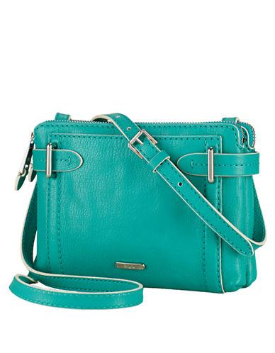 Lauren Ralph Lauren Gladstone Leather Crossbody Bag