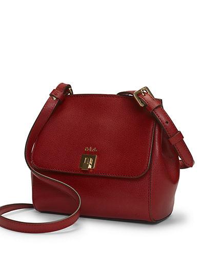 LAUREN RALPH LAURENWhitby Leather Crossbody Bag