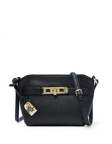 LAUREN RALPH LAURENDarwin Leather Crossbody Bag