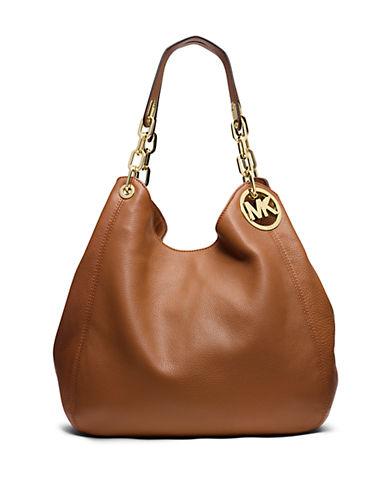 MICHAEL MICHAEL KORSFulton Leather Large Tote Bag