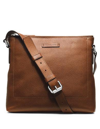 MICHAEL KORSBryant Leather Slim Messenger Bag