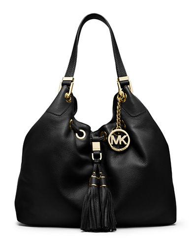 Michael Michael Kors Middleton Soft Venus Leather Hobo Bag