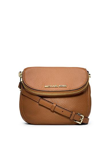 MICHAEL MICHAEL KORSBedford Leather Flap Crossbody Bag
