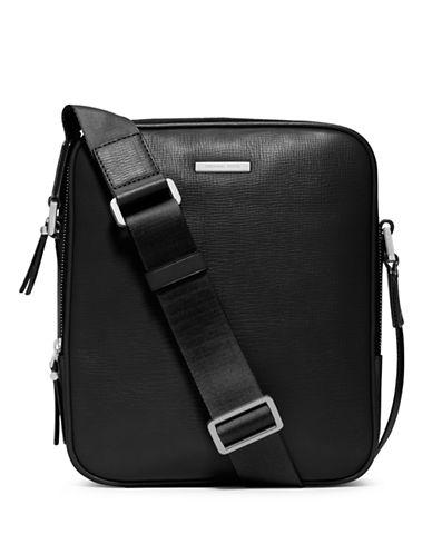 MICHAEL KORSWarren Leather Small Flight Bag